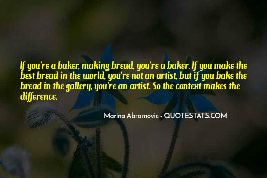 The Best Artist Quotes #620468