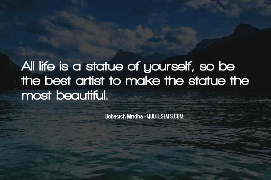 The Best Artist Quotes #636355