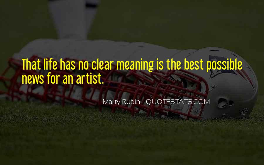 The Best Artist Quotes #643520