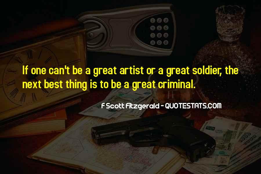 The Best Artist Quotes #671170