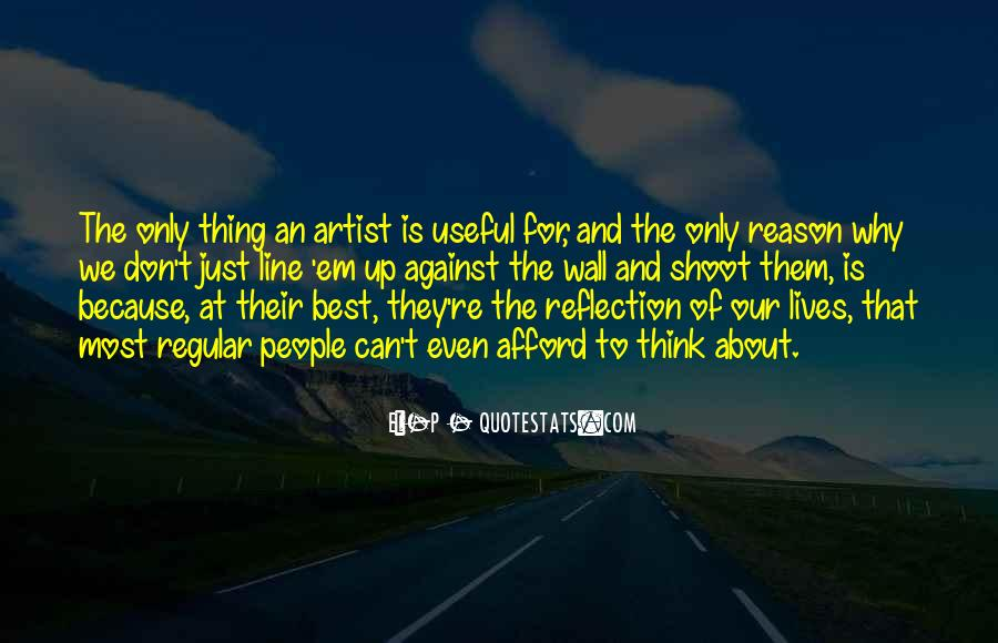 The Best Artist Quotes #690598