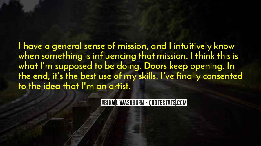 The Best Artist Quotes #786322
