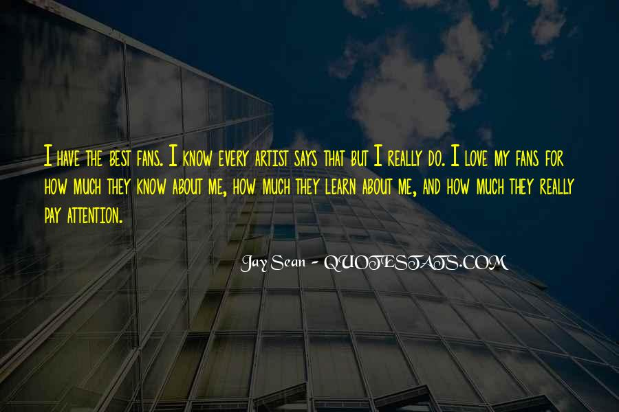 The Best Artist Quotes #79942