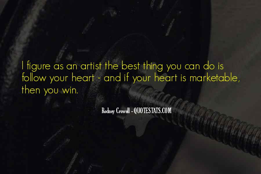 The Best Artist Quotes #859768