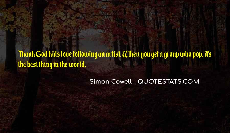 The Best Artist Quotes #988288
