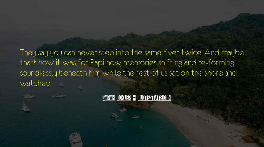 The Best Never Rest Quotes #23246