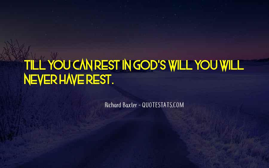 The Best Never Rest Quotes #2602