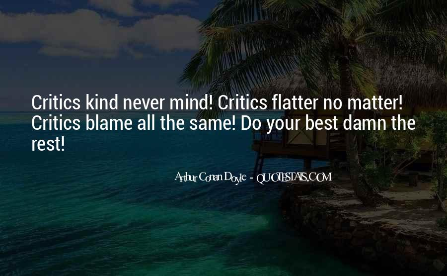 The Best Never Rest Quotes #640201