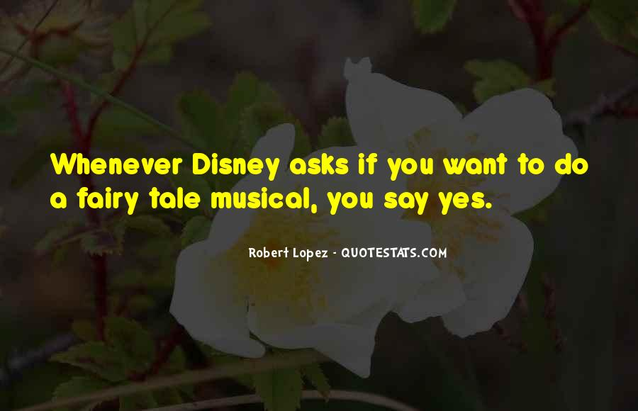 The Best Of Disney Quotes #27906
