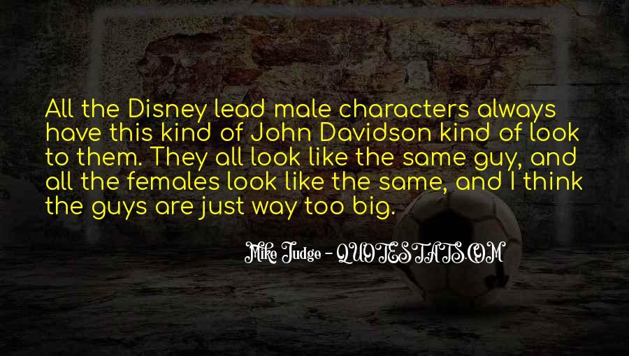 The Best Of Disney Quotes #57528