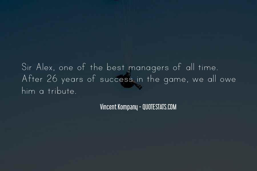 The Best Of Success Quotes #232480
