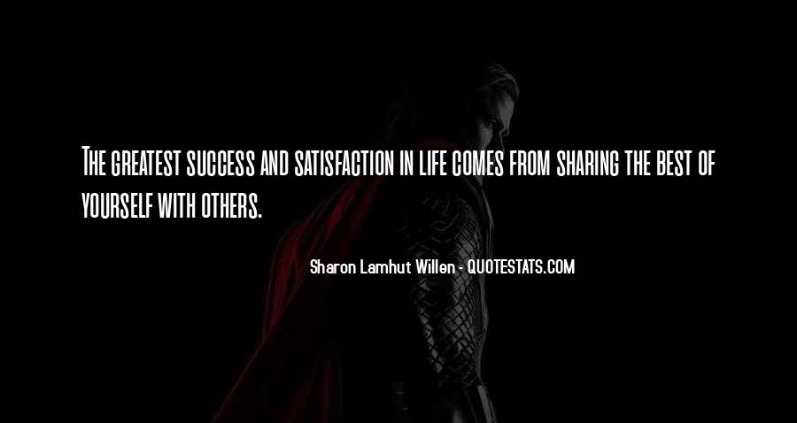 The Best Of Success Quotes #306018