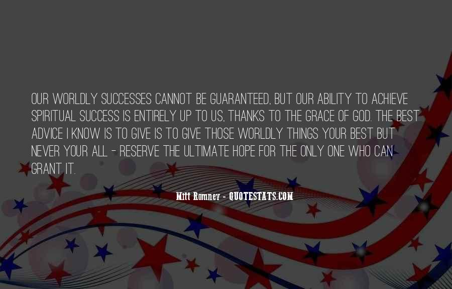 The Best Of Success Quotes #356682