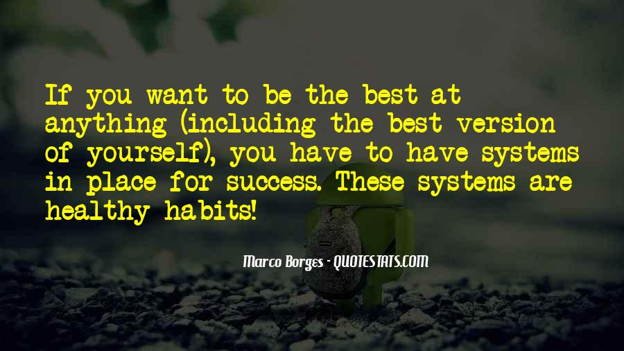 The Best Of Success Quotes #7949