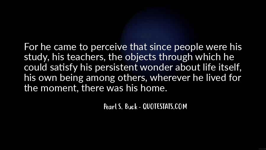 Quotes About Being Persistent #1662076