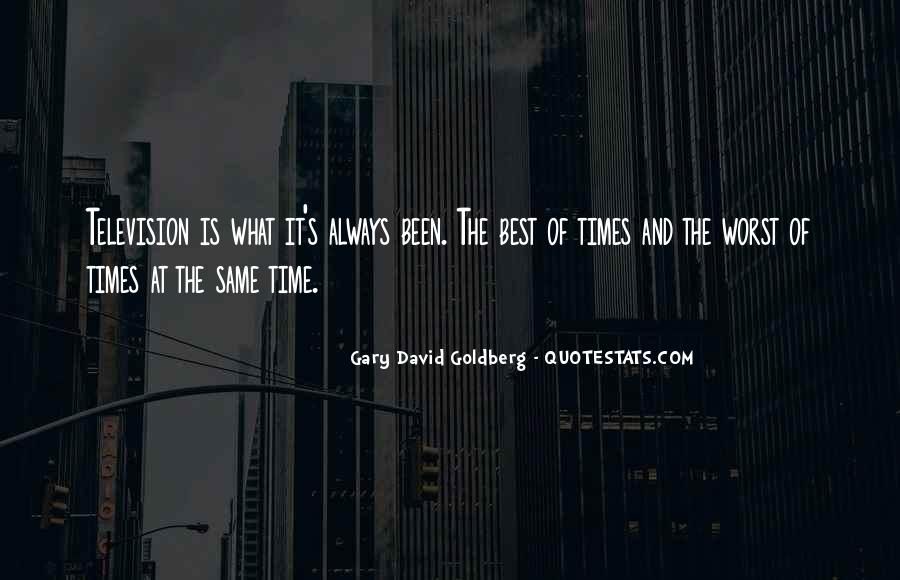 The Best Time Quotes #41248