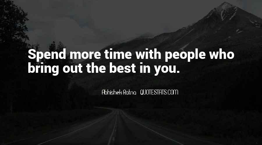 The Best Time Quotes #63926