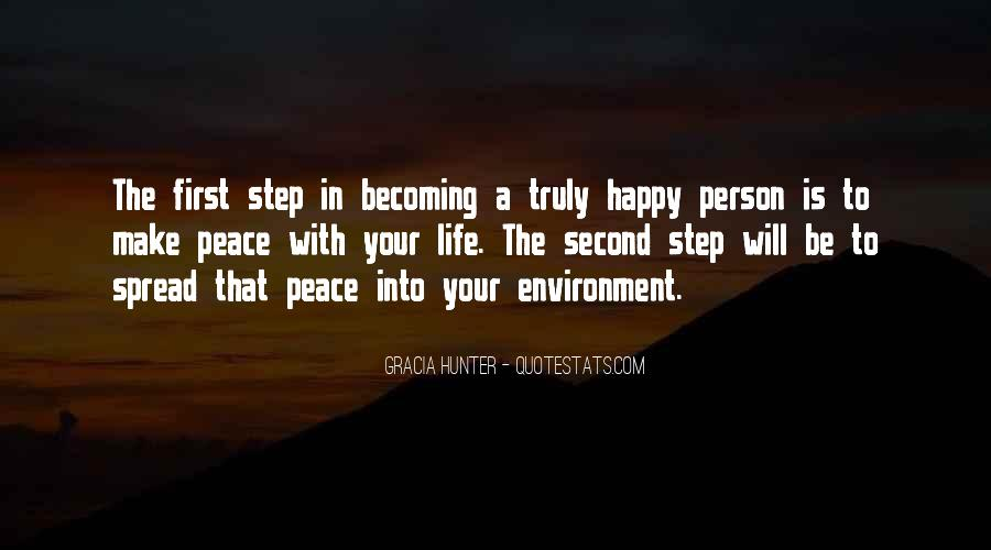 The Best Way To Be Happy Quotes #2173