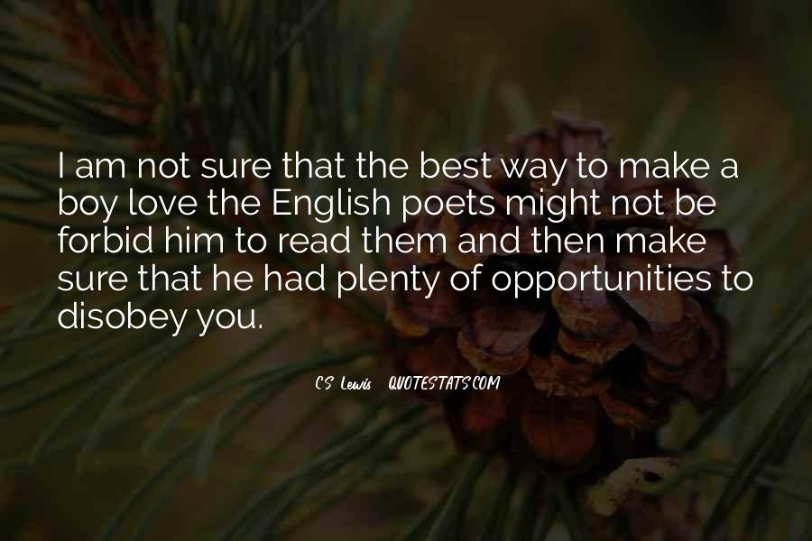 The Best Way To Love Quotes #447098