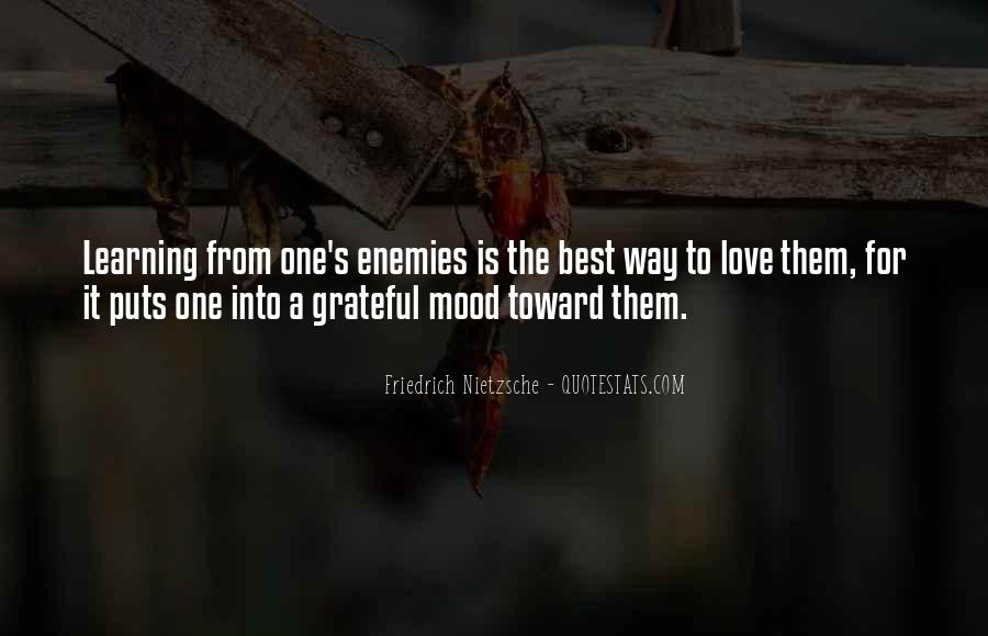 The Best Way To Love Quotes #509950