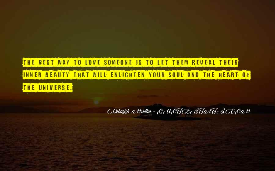 The Best Way To Love Quotes #604307