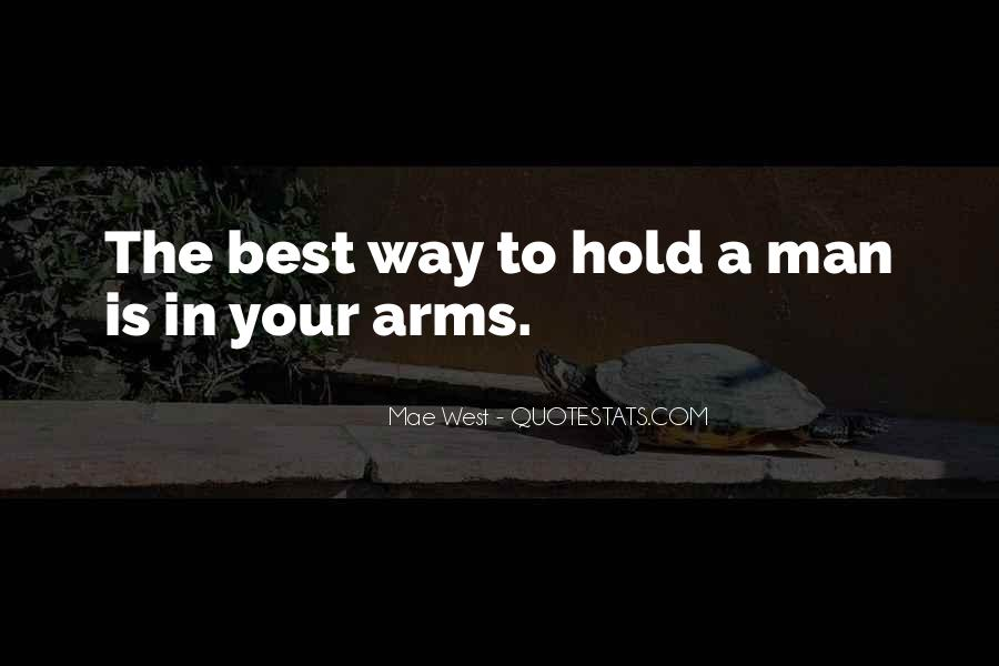 The Best Way To Love Quotes #823658