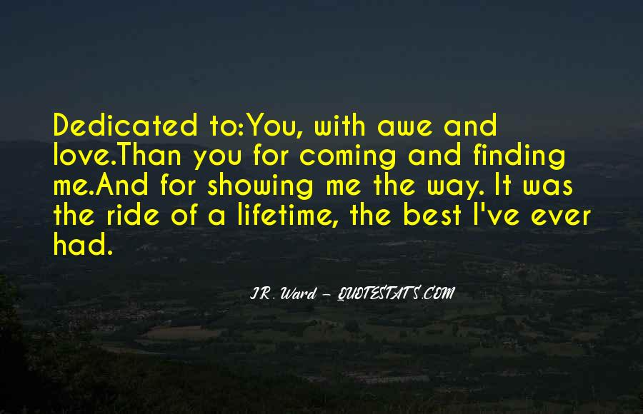 The Best Way To Love Quotes #831625