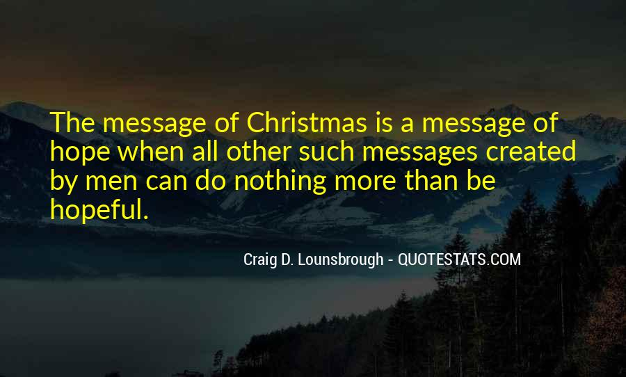 The Bible Christmas Quotes #222985