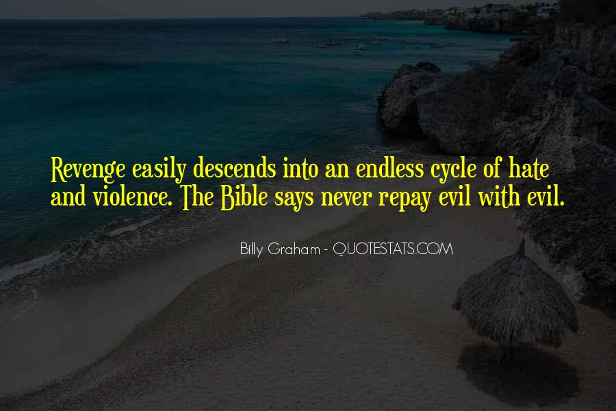 The Bible Violence Quotes #761157