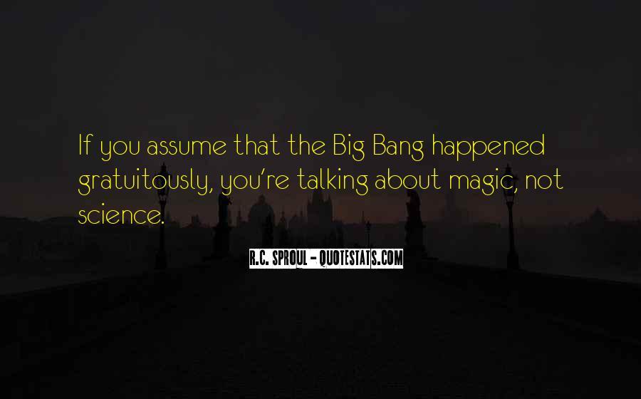 The Big C Quotes #1237627