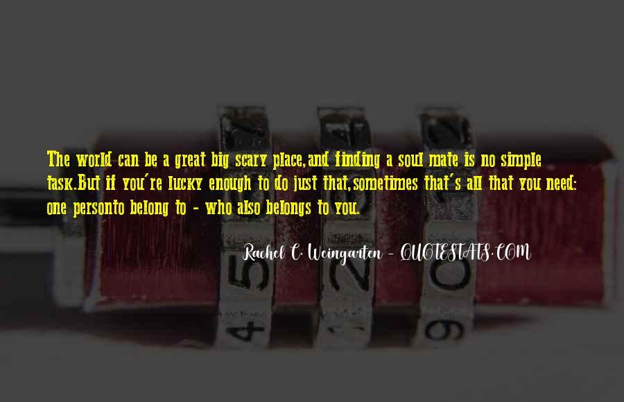 The Big C Quotes #1342247