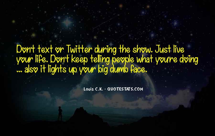 The Big C Quotes #1417149
