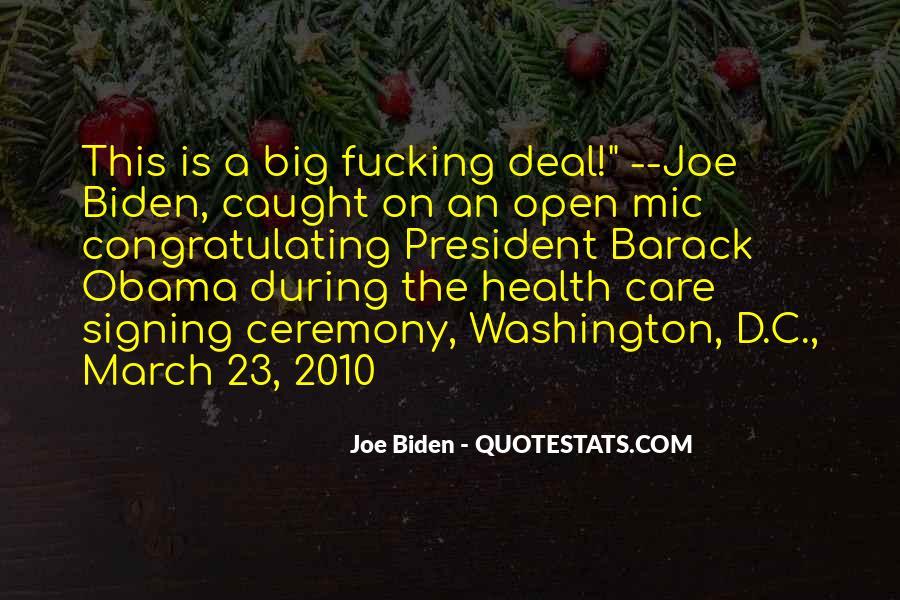 The Big C Quotes #1609709