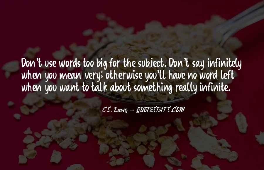 The Big C Quotes #298804