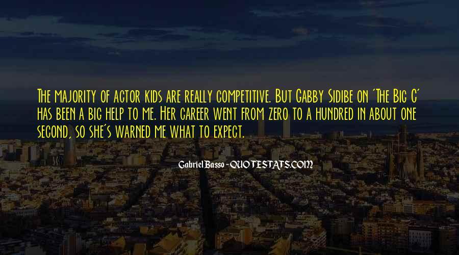 The Big C Quotes #364141