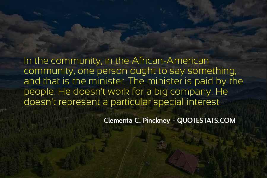 The Big C Quotes #670305