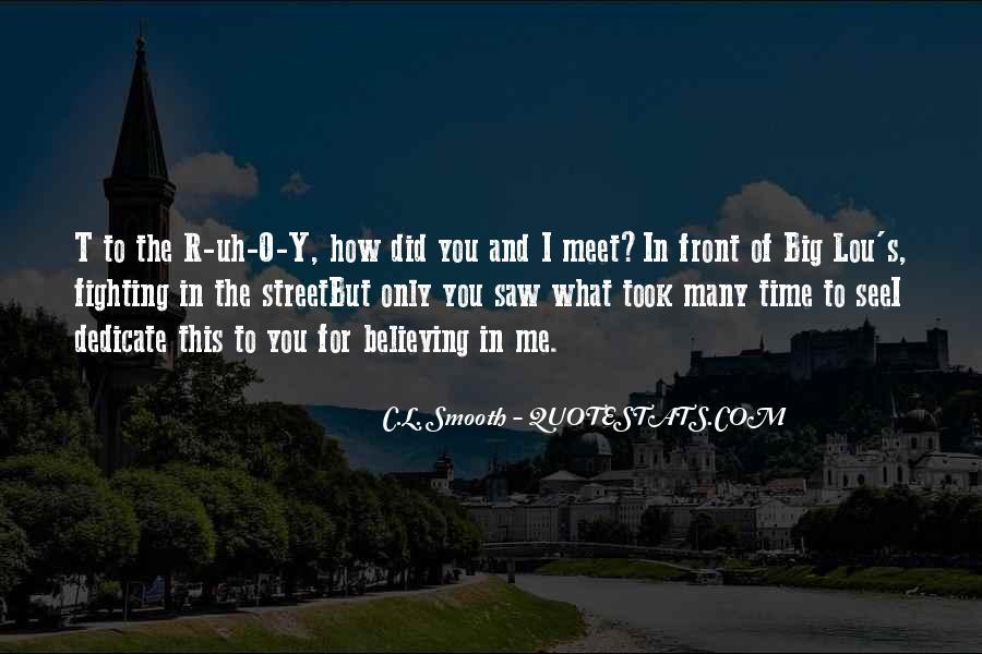 The Big C Quotes #698024