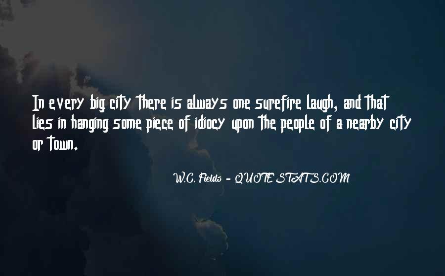 The Big C Quotes #757002