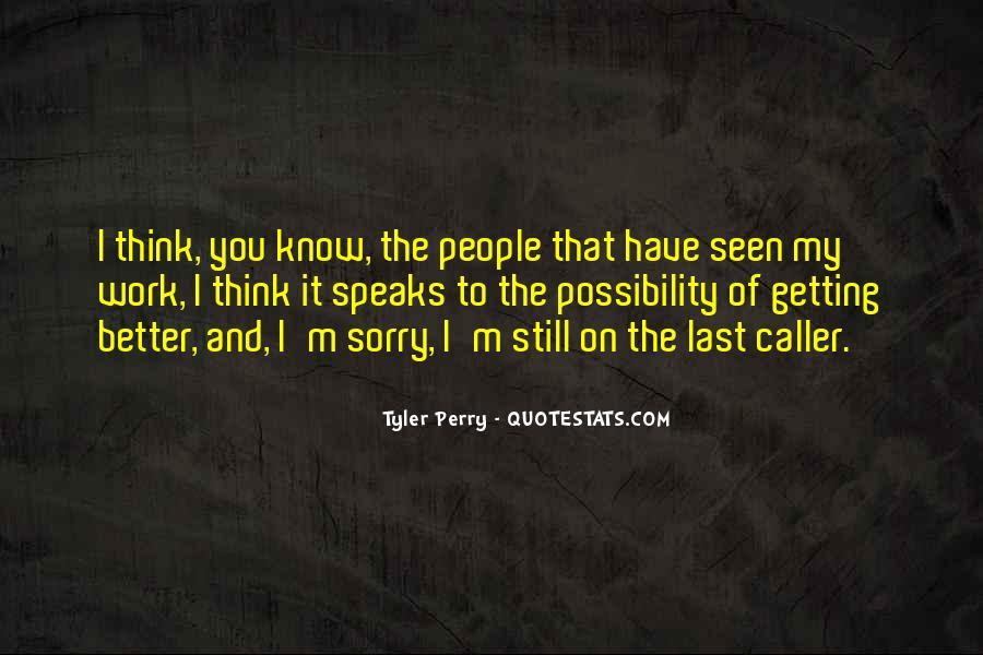 The Caller Quotes #227384