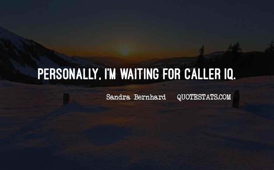 The Caller Quotes #396725