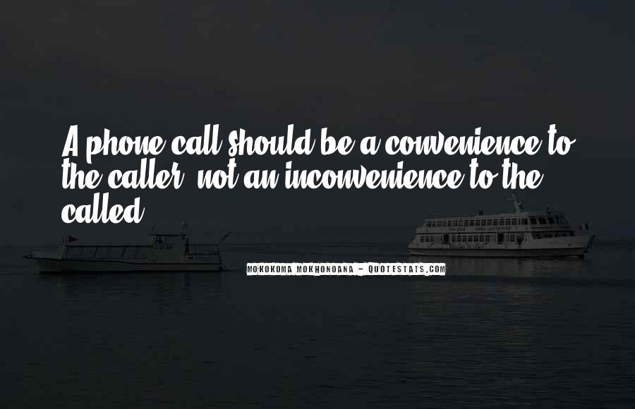 The Caller Quotes #570109