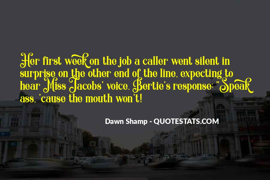 The Caller Quotes #66746