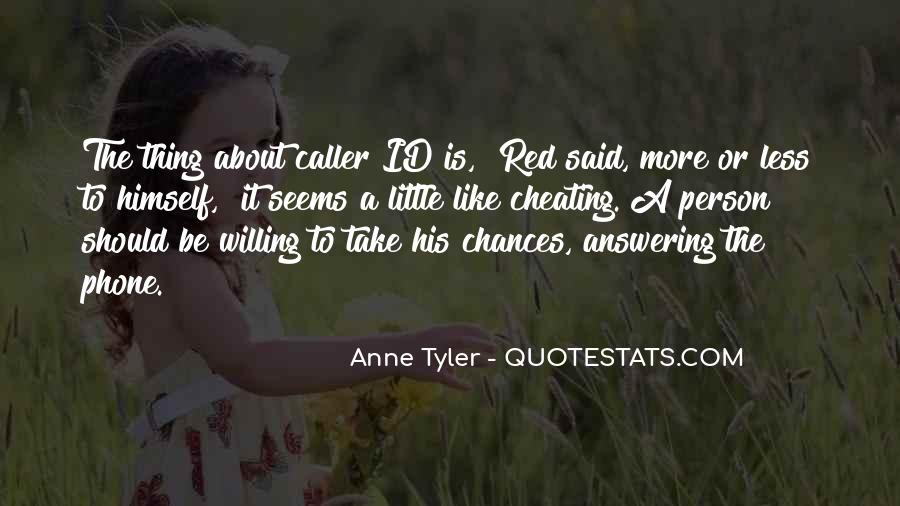 The Caller Quotes #884435