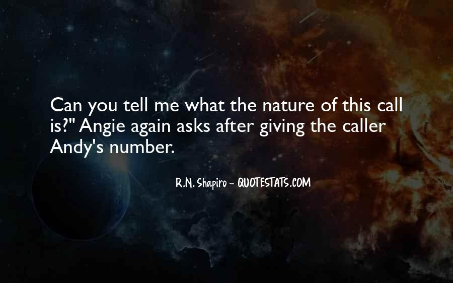 The Caller Quotes #95419