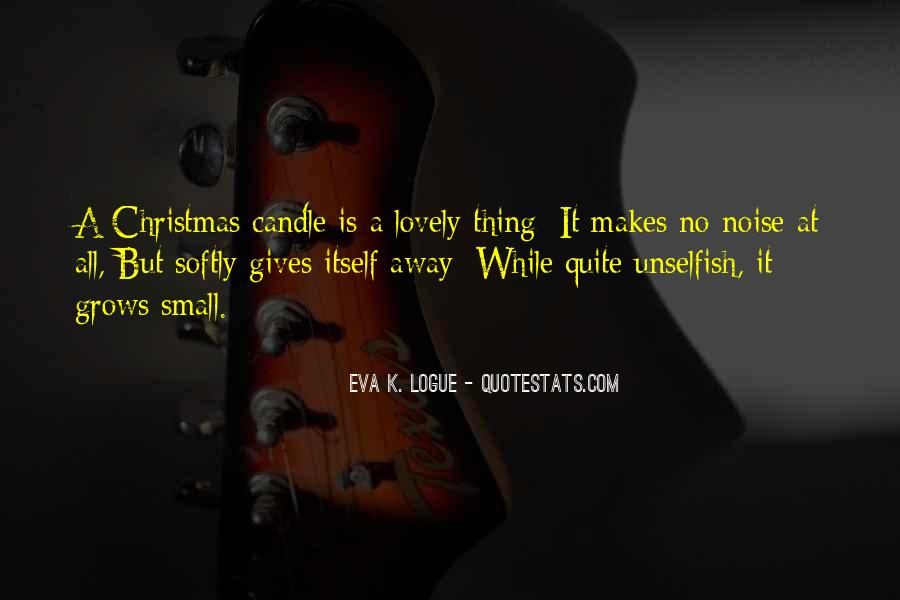 The Christmas Candle Quotes #1121472
