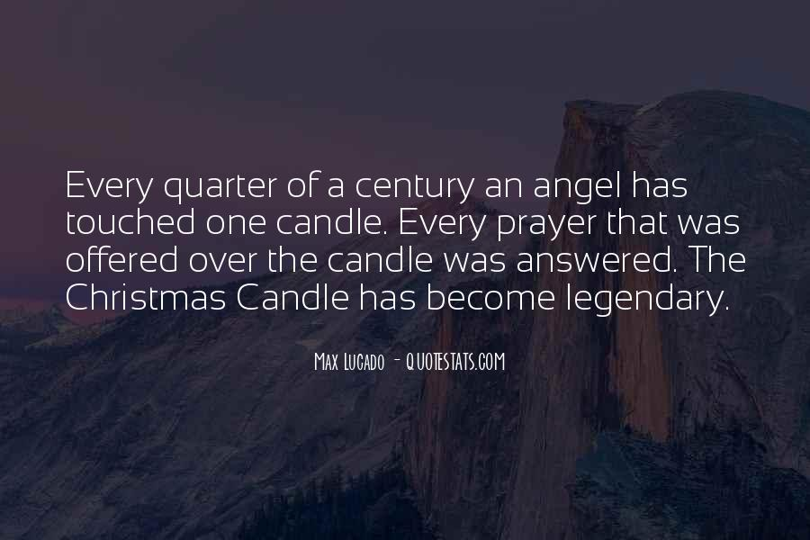 The Christmas Candle Quotes #448075