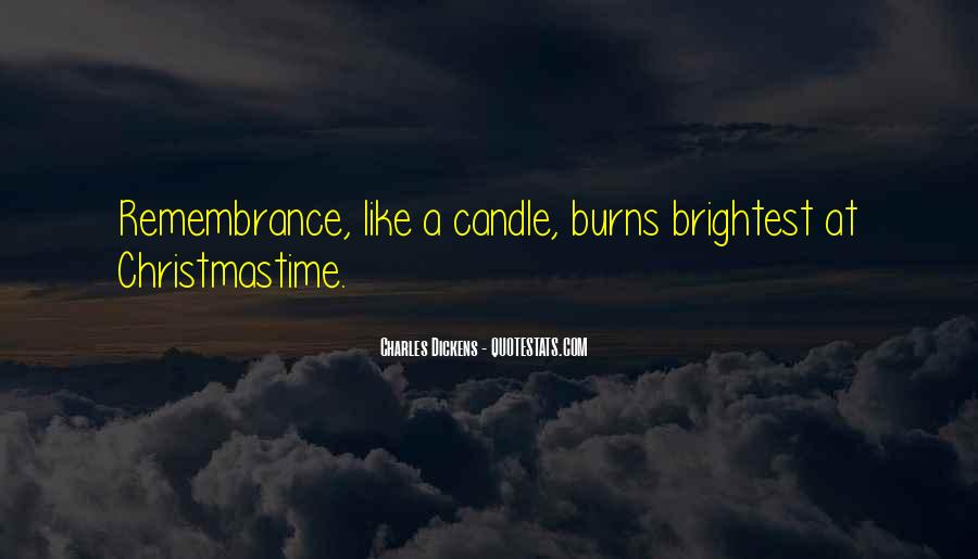 The Christmas Candle Quotes #855716