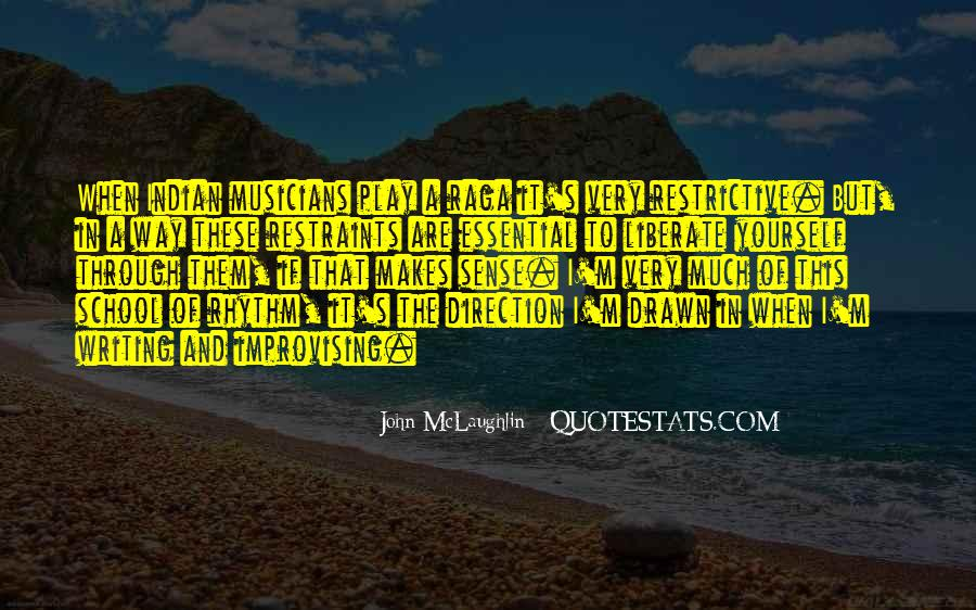 Quotes About John Mclaughlin #1128492