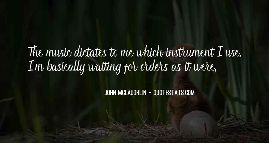 Quotes About John Mclaughlin #1438503