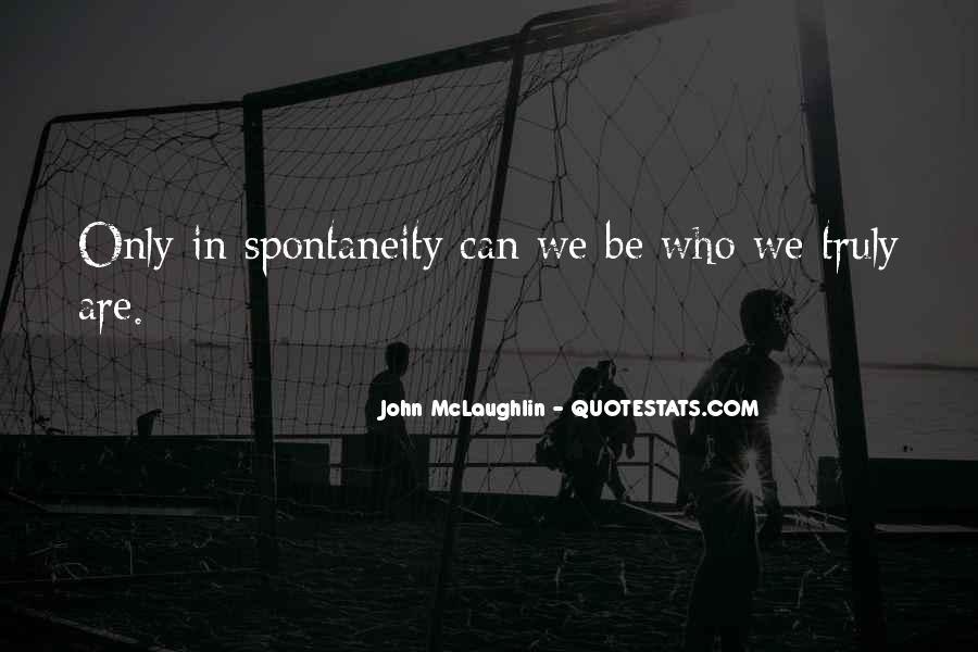 Quotes About John Mclaughlin #1711787